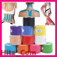 Sport Elastic Kinesiology Tape Medical Bandage Injury Support KT M