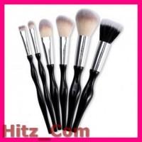 UCANBE Brush Make Up 6 Set Black