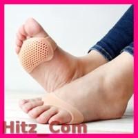 Soumit Alas Kaki Sepatu Shock Absorb Silicone Gel Anti Slip Insoles 2