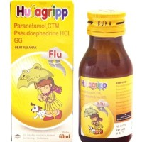 HUFAGRIP FLU SYRUP