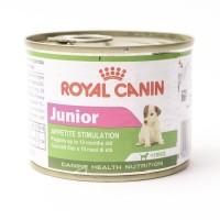 ROYAL CANIN MINI JUNIOR CAN 195GR / MAKANAN BASAH ANJING MINI