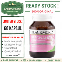 Blackmores Pregnancy & Breastfeeding Gold 60 Softgel