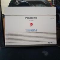 PABX Panasonic KX-TES824 / KX-TEM824 Kapasitas 3 Line 8 Extension