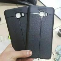 Case Samsung C9 Pro - Leather Case Autofocus Samsung C9 Pro