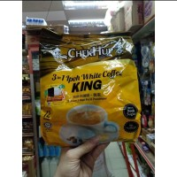 Chek Hup 3 in 1 Ipoh White Coffee King (40g x 12s)