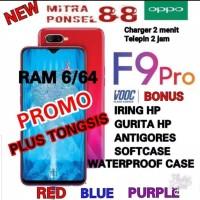 Oppo F9 Pro Ram 6/64Gb Garansi Resmi