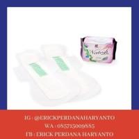 [REPACK] NATESH /NATES Sanitary Pads Over Night @1 Pcs 4,5rb