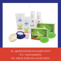 PAKET SIP Beautyzen Mini Pack + 2 Tube Medigel + 2 Pcs TTO Soap
