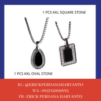 PAKET BELANJA (HEMAT) 1 KKL Square Stone + Oval Stone