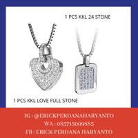 PAKET BELANJA (HEMAT) 1 KKL 24 Stone + Love Full Stone
