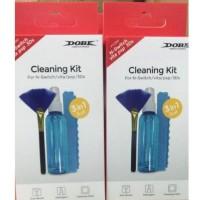 Cleaning Kit Dobe For Nintendo Switch / 3ds / PSP / PS Vita