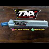 Silencer Knalpot 2 Tak TNX Racing Not Ahm Yypang Tyga Pdk Cld