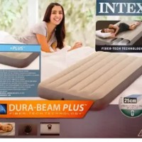 Kasur Angin TWIN INTEX / Dura-Beam / DuraBeam Plus / Fiber-Tech Techno
