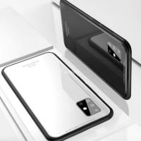Case Glass VIVO V19 New 2020 Case Premium Cover Full Glass Original