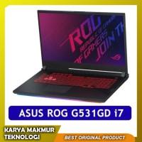 "ASUS ROG G531GD i7-9750H 8GB 1TB SSHD GTX1050 WIN10 15,6"" ips 120hz"