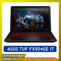 ASUS TUF FX504GE i7 8750H 8GBRAM GTX1050Ti 4GB HDD1TB+128GB win10