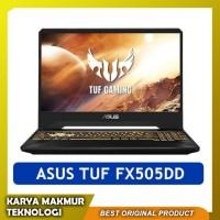 ASUS TUF FX505DD-R5616T RYZEN 5 3550H 8GB NVME256GB GTX1050 W10