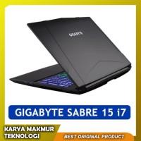 "GIGABYTE SABRE 15 i7 7700HQ/8GB/ 1TB+128GB/GTX1060 3GB/DOS/15.6""IPS"