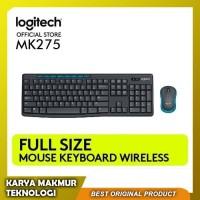 Logitech MK275 Wireless Keyboard Mouse
