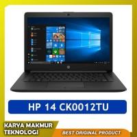 "HP 14 CK0012TU - INTEL N4000 - 4GB - 500GB - 14"" WIN10 - Resmi"
