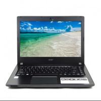 LAPTOP ACER E5-476G INTEL CORE I3-7020U RAM 4GB HDD 1TB WIN10