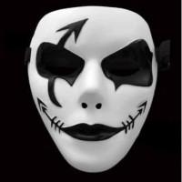 Topeng jabbawockeez hallowen Urbex Urban Explorer Jabba joker Vendetta