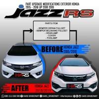 Paket Upgrade Honda Jazz RS Facelift 2015/2016 UP 2018/2019
