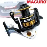 Reel MAGURO AVENGERS 6000, Reel Pancing Spinning Maguro Avenger, Laut