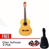 Gitar Guitar YAMAHA NILON CLASSIC C315 +Tas+Pick ORIGINAL 100%