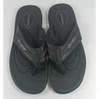 Sandal Pria Model Atmos Ardiles Hitam