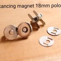 Kancing magnet size 18mm