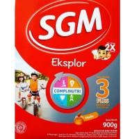 Susu SGM Madu 3+ 900gr