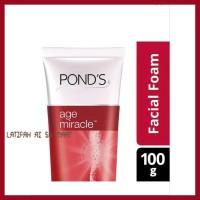 Hot Ponds Age Miracle Cell Regen Facial Foam 100 G