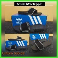 Terbaru Sandal Adidas Nmd Slipper .Size 3644.