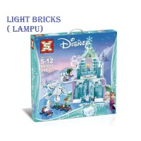3016 Lego Disney Frozen Elsa Magical Ice Palace SX