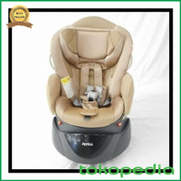 Jual Jual Car Seat Aprica Fladea Glow Brown Diskon