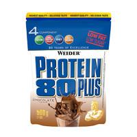 Weider Protein 80 Plus 500gr 1,1lbs Blend Casein Whey Egg Albumen