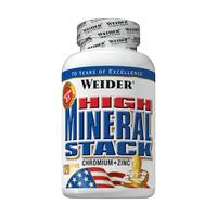 Weider High Mineral Stack 120caps Multivitamin Vitamin Multimineral