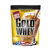 Weider Gold Whey 500gr 1,1lbs Protein Murah Recovery Muscle Growth