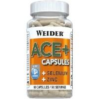 Weider ACE+ Capsule 90caps Vitamin Antioxidant Antioksidan Multi ACE +