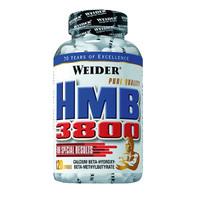 Weider HMB 3800 Capsule 120caps Anabolic Anti Catabolic Amino BCAA