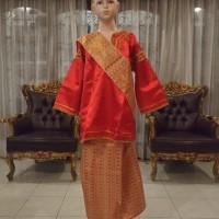Baju Adat Gorontalo Anak - Anak