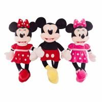 New Boneka Plush Model Mickey Mouse