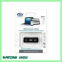 Terbaru Card Reader Memory Card Microsd Micro Sd & Otg Team M141 Usb