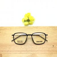 Jual Frame Kacamata Minus Tom Ford Square Big Pria Wanita