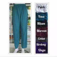 Celana Muslim Celamis Aladin Standar-Jumbo los Celana Tidur Wanita