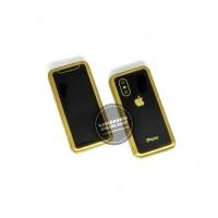 KOREK API IPHONE MINI GOLD BLACK 95161 MANCIS LAS LIGHTER UNIK