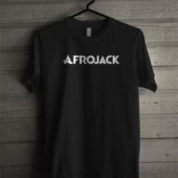 Kaos Promo Obral Baju Combed 30s Distro Dj Edm Afrojack Afro Jaack