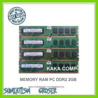 Terlaris Memory Ram Ddr 2 2Gb