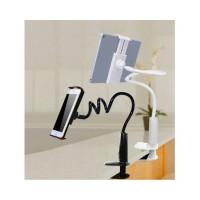 Lazypod Untuk Smartphone dan Tablet PC Holder dengan Klip 360 Derajat